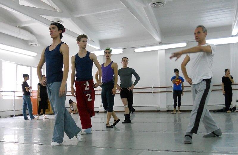 Ангелов с националния балет на Мексико 2010